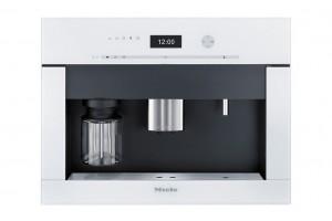 Zabudovateľný kávovar CVA 6401 biely