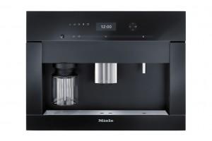 Zabudovateľný kávovar CVA 6401 čierny