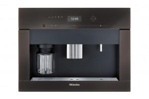 Zabudovateľný kávovar CVA 6401 hnedy