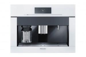 Zabudovateľný kávovar CVA 6805 biely