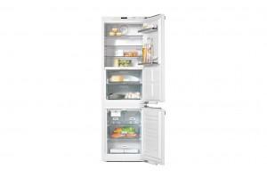 Zabudovateľná kombinovaná chladnička s mrazničkou KFN 37692 i DE