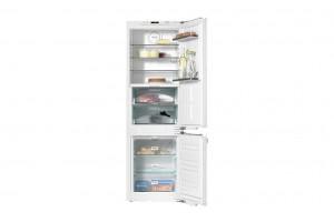 Zabudovateľná kombinovaná chladnička s mrazničkou KFN 37682 iD