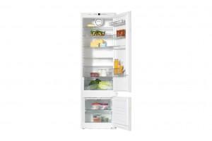 Zabudovateľná kombinovaná chladnička s mrazničkou KF 37122 iD