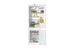 Zabudovateľná kombinovaná chladnička s mrazničkou KF 37132 iD