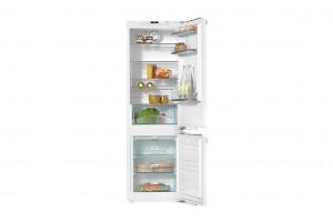Zabudovateľná kombinovaná chladnička s mrazničkou KFNS 37432 iD