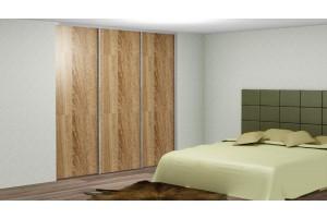 Šatník trojdverový drevodekor-1