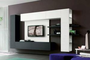 Moderná obývacia stena Arizona