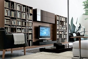 Moderná obývacia stena TEXAS