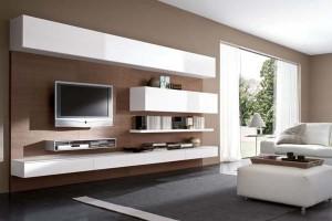 Moderné obývacie steny ALJASKA