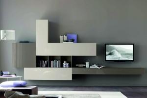 Moderná obývacia stena COLORADO